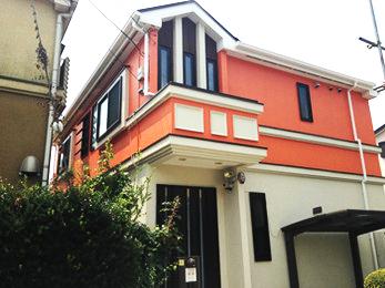 塗装を変えただけで、新築のような新鮮さです!明るくなったマイホームを見て感動しました。