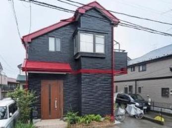 K様こだわりの配色で、「また、新しい家になった感じです」とお客様も大満足な施工となりました。