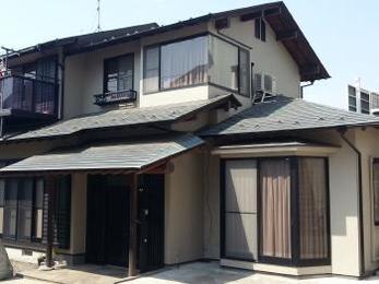 和風造りの建坪60の家で、家の知識がなく、 メンテナンスは何もしていませんでした。 塗装業者の方はよく来ていましたが、見積りをお願いしたことはありませんでした。