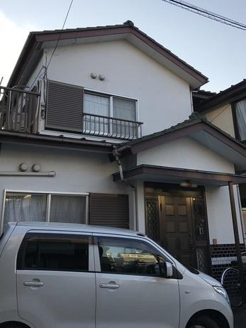 神奈川県相模原市 M様邸 外壁塗装工事