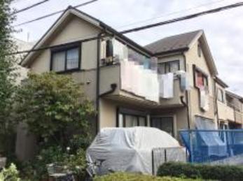 東京都三鷹市 H様邸 屋根外壁塗装工事