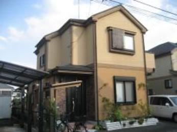 東京都小平市 M様邸 屋根外壁塗装・床下防蟻処理工事