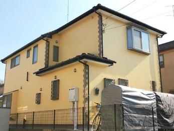 東京都町田市 U様邸 外壁塗装工事