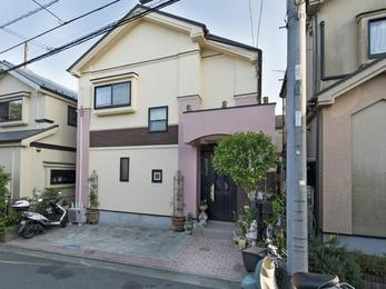 東京都調布市 N様邸 屋根上葺及び外壁塗装工事