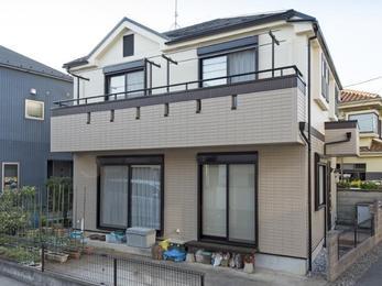 東京都小平市 K様邸 屋根上葺及び外壁塗装工事