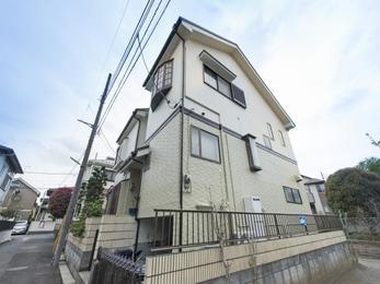 東京都小平市 S様邸 外壁塗装及び屋根上葺き工事