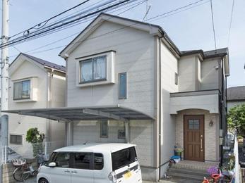 東京都 S様邸 外壁屋根塗装工事