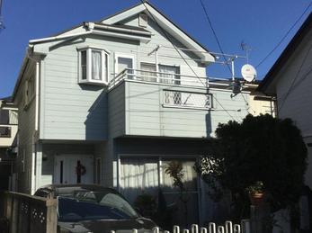 東京都西東京市 H様邸 屋根外壁塗装工事