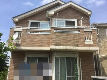 東京都国分寺市 T様邸 屋根外壁塗装工事