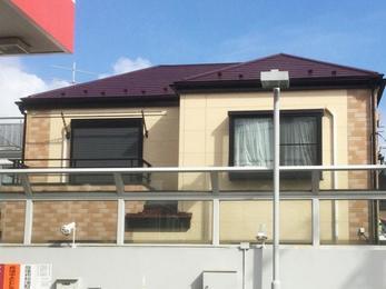 東京都練馬区 K様邸 屋根外壁塗装工事