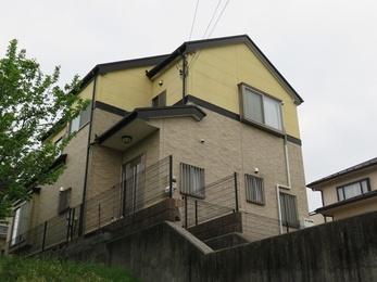 神奈川県横浜市 M様邸 屋根外壁塗装工事