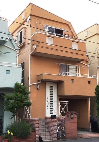 東京都調布市 N様 外壁塗装工事