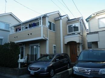 東京都日野市 O様邸 屋根外壁塗装工事