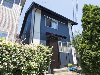東京都調布市 A様邸 屋根塗装外壁改修工事