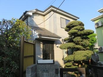 東京都 日野市 N様邸 屋根外壁塗装工事