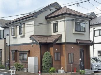 神奈川県相模原市 N様邸 外装改修工事