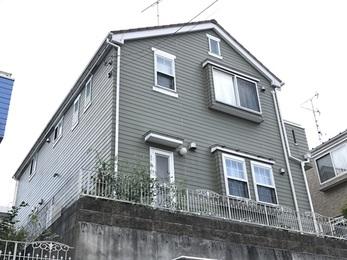 東京都町田市 H様 屋根上葺き外壁塗装工事