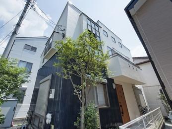 東京都府中市 A様邸 屋根外壁塗装工事
