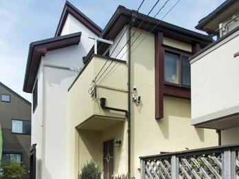 東京都三鷹市 S様邸 屋根上葺外壁塗装工事