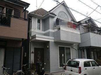 神奈川県相模原市 S様邸 屋根外壁塗装工事
