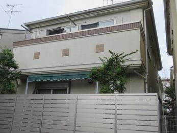 神奈川県 T様邸 屋根上葺き外壁塗装工事