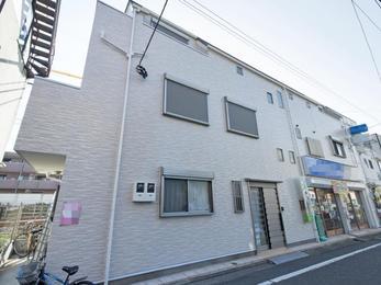東京都西東京市 T様邸 外壁塗装工事