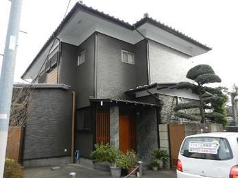 東京都 N様邸 外装工事