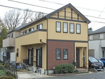 神奈川県 S様邸 屋根外壁塗装工事