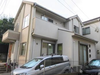 神奈川県大和市 K様邸 屋根カバー外壁塗装工事