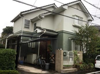東京都町田市 Y様邸 屋根葺替外壁塗装工事