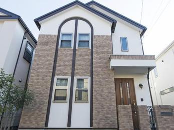 東京都 N様邸 屋根上葺、外壁塗装工事