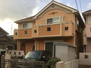 東京都小平市 N様 屋根外壁塗装事例