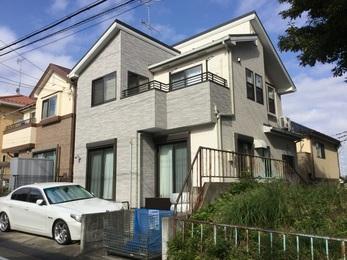 神奈川県相模原市 A様邸 屋根外壁塗装工事