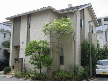 東京都西東京市 N様 屋根外壁塗装事例