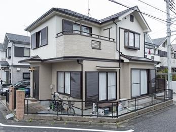 東京都町田市 H様邸 屋根外壁塗装工事