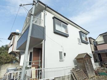 東京都西東京市 K様邸 外壁・屋根塗装工事