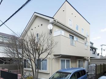 東京都小平市 S様邸 外壁屋根塗装工事