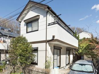 東京都東久留米市 I様邸 外壁塗装・ベランダ防水部補修工事