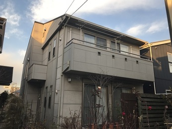 東京都町田市 O様邸 外壁塗装工事