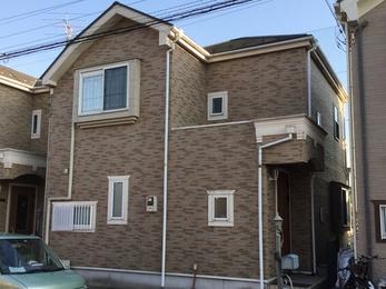 東京都清瀬市 T様邸 外壁・屋根塗装工事
