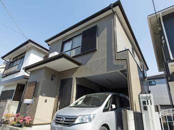 東京都清瀬市 Y様邸 外壁・屋根塗装工事