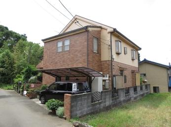 神奈川県相模原市  H様邸  屋根外壁塗装工事