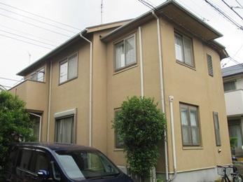 東京都小平市 N様邸 屋根・外壁塗装工事