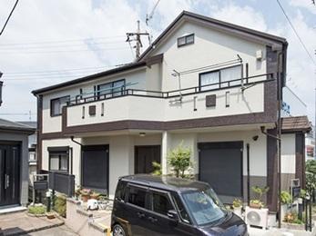 神奈川県相模原市 I様邸 屋根カバー外壁塗装工事
