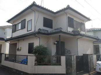 神奈川県相模原市 S様邸 屋根葺替外壁塗装工事