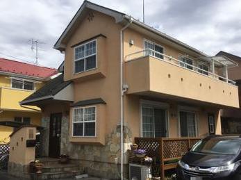 東京都 H様邸 屋根・外壁塗装工事