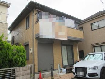 築年数的にそろそろかなと考えていたら、近隣の方々もメンテナンスをされ始めて問合せいたしました。