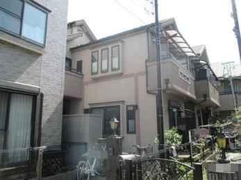 東京都立川市 M様邸 屋根外壁塗装工事