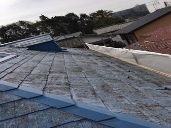 東京都西東京市 N様邸 屋根塗装工事