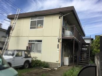 東京都調布市 F様邸 屋根外壁塗装工事